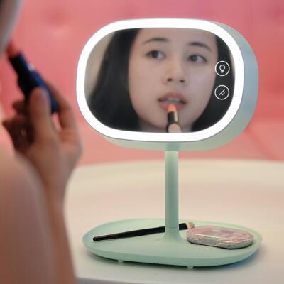女友礼物:实用LED化妆镜台灯