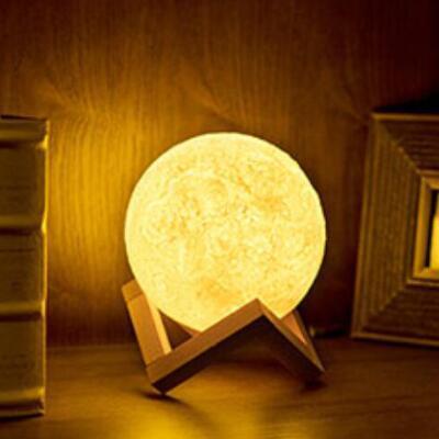 女票礼物:唯美浪漫月球灯