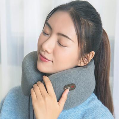 女友礼物:U型颈椎按摩枕