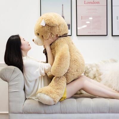 超大号泰迪熊公仔