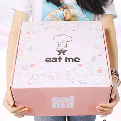 女友礼物:美味零食大礼包
