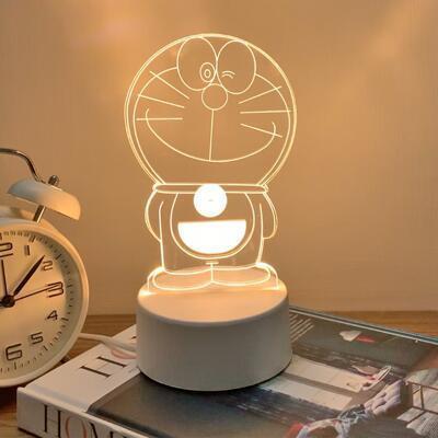 创意3D小夜灯