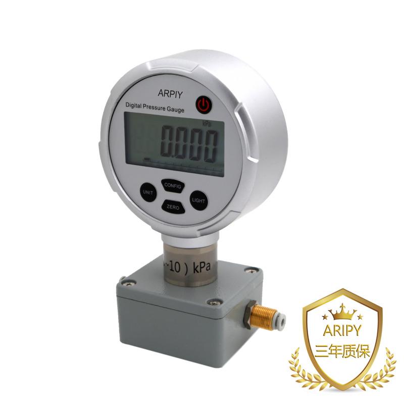 PY803W微压数字压力表