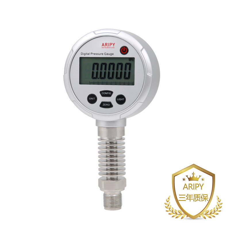 PY803G高温型数字压力表