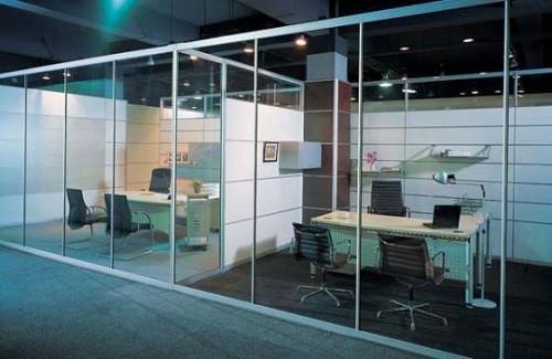 玻璃隔断款式及玻璃隔断款式安装步骤
