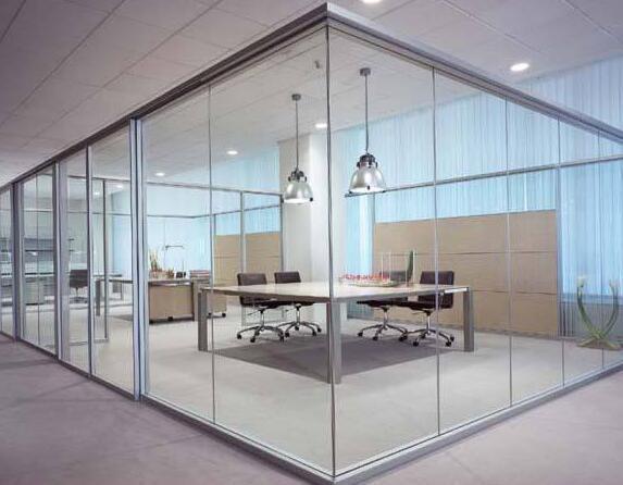 玻璃隔断施工注意事项