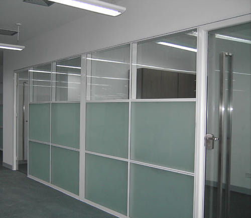 成都办公玻璃隔断安装就找大名玻璃隔断