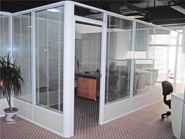 成都办公室玻璃隔断