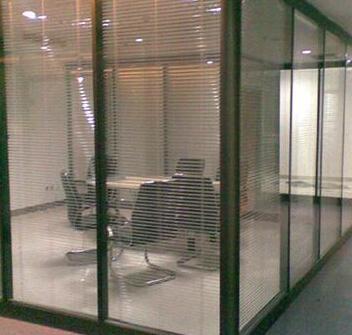北京玻璃隔断中空玻璃原理