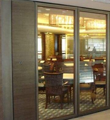 北京酒店玻璃隔断有哪些种类