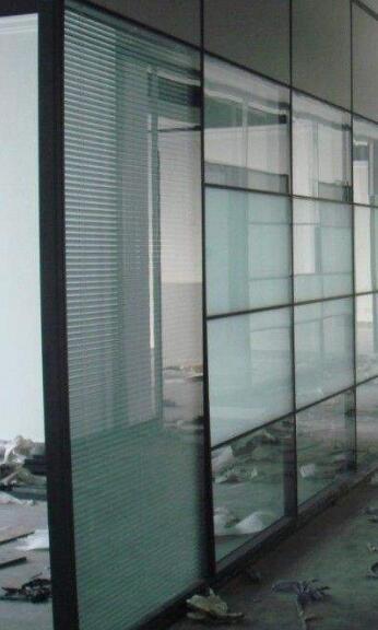 北京铝合金玻璃隔断安装步骤及特点