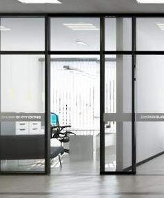 办公玻璃隔断好处