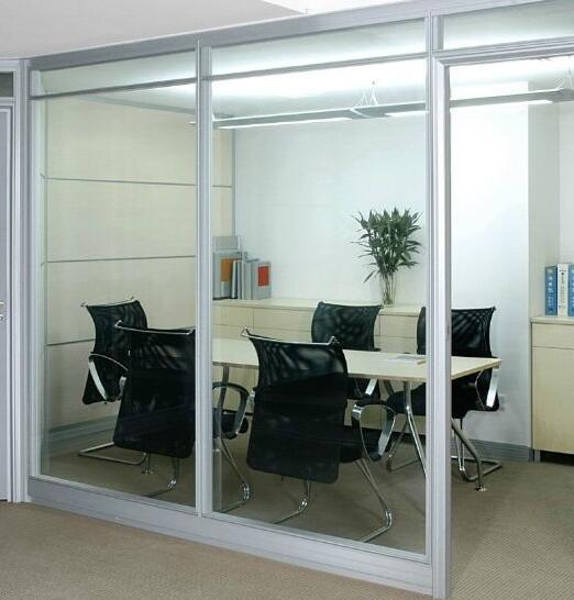 隔断做法:玻璃隔断施工工艺
