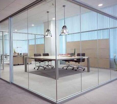 北京玻璃隔断分类及特点