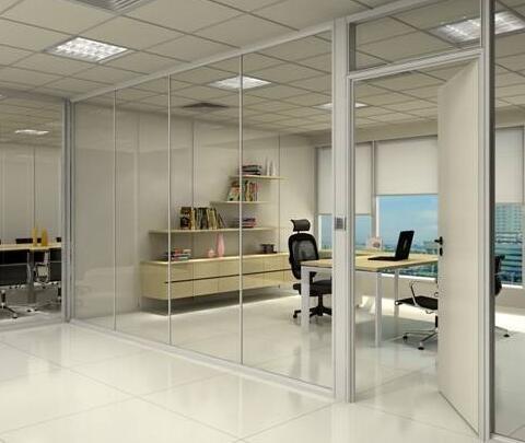 玻璃隔断厂家正确选择的方法