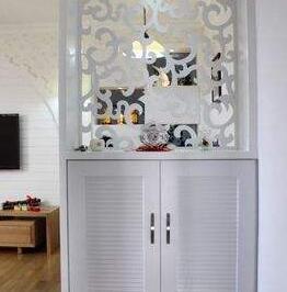 家庭常见的玻璃隔断装修形式