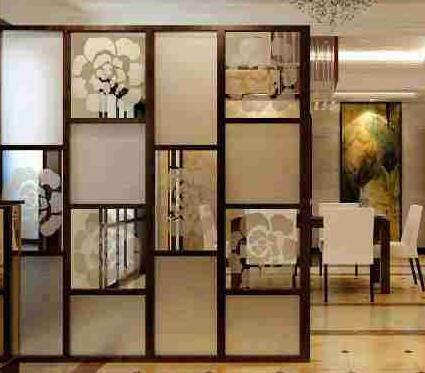 玻璃隔断家装优点实用性