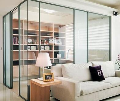 玻璃隔断家装优点功能性