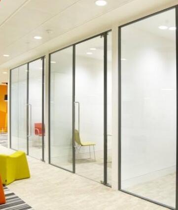 玻璃隔断保养五种方法
