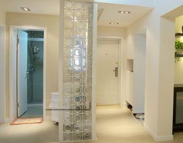 玻璃隔断家庭装修有什么好处