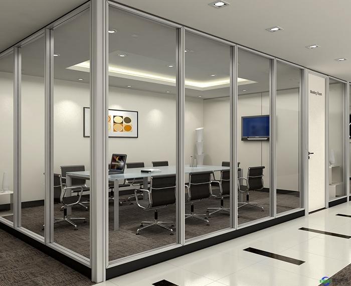 缔造高档舒适的办公高隔间