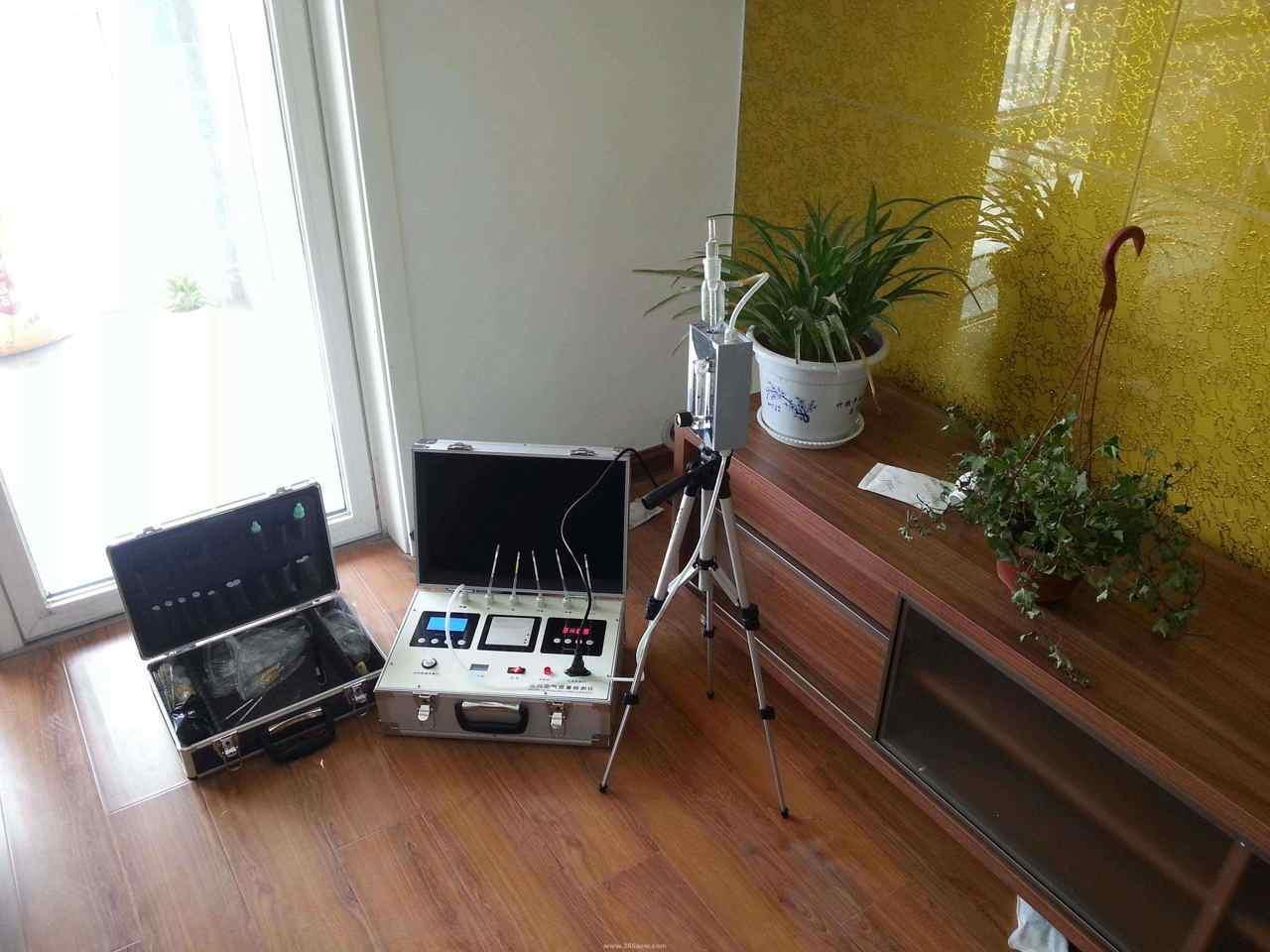 成都室内空气检测:专业CMA检测机构如何测甲醛