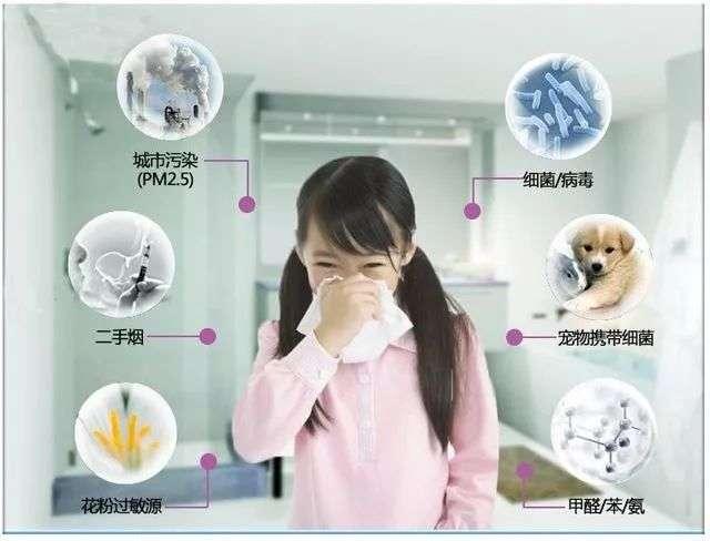 成都室内空气检测专业角度解析室内污染物颗粒物