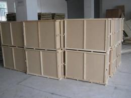 石家庄木质周转箱在运输过程中,有几点必须注意!