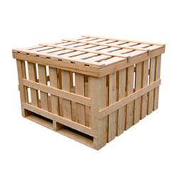 正定木条包装箱