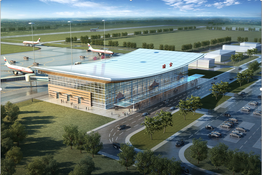 瑞金机场建设助力瑞金红色旅游发展