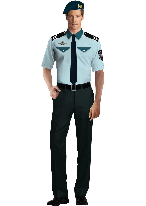 保安服短袖制服004