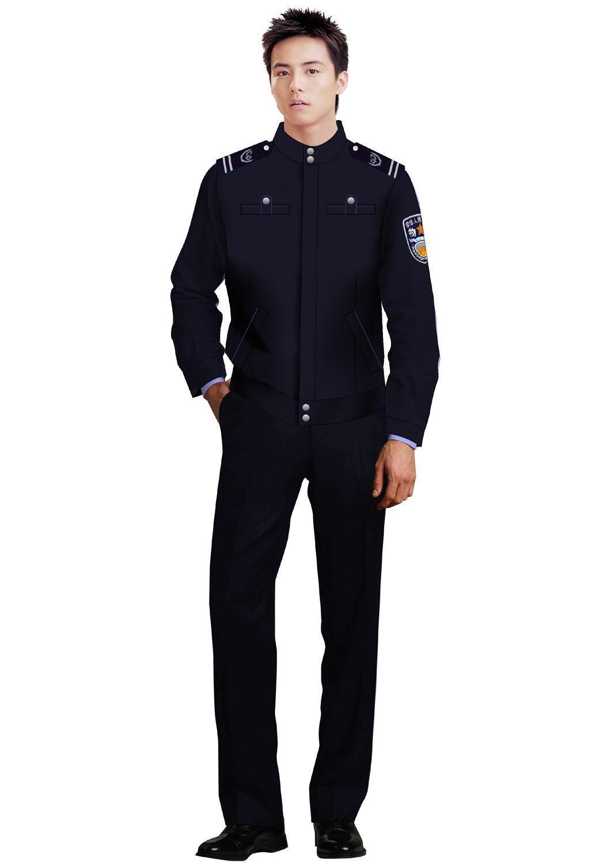 夹克装保安制服104