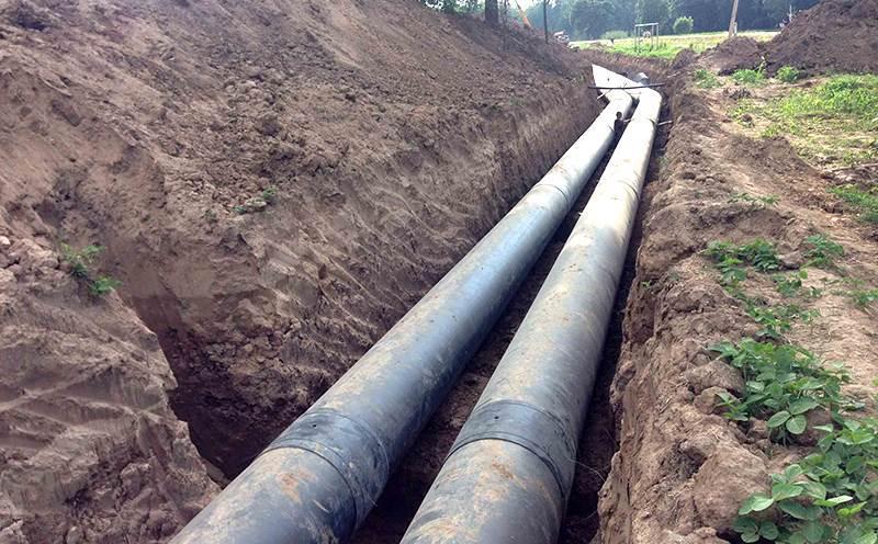 国标聚氨酯直埋保温钢管