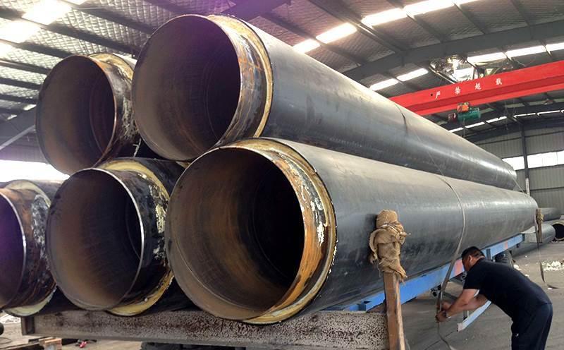 聚氨酯保温钢管生产厂家报价