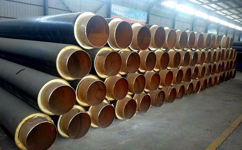 重庆热力工程埋地保温钢管