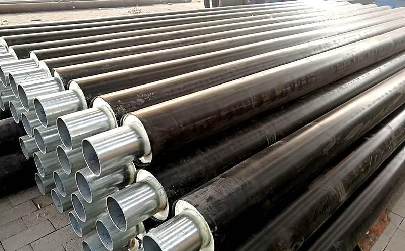 聚氨酯保温无缝钢管制造厂家