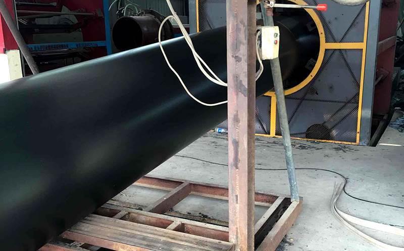 地埋预制直埋聚氨酯保温钢管