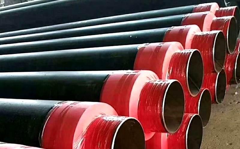 聚氨酯发泡保温钢管批发