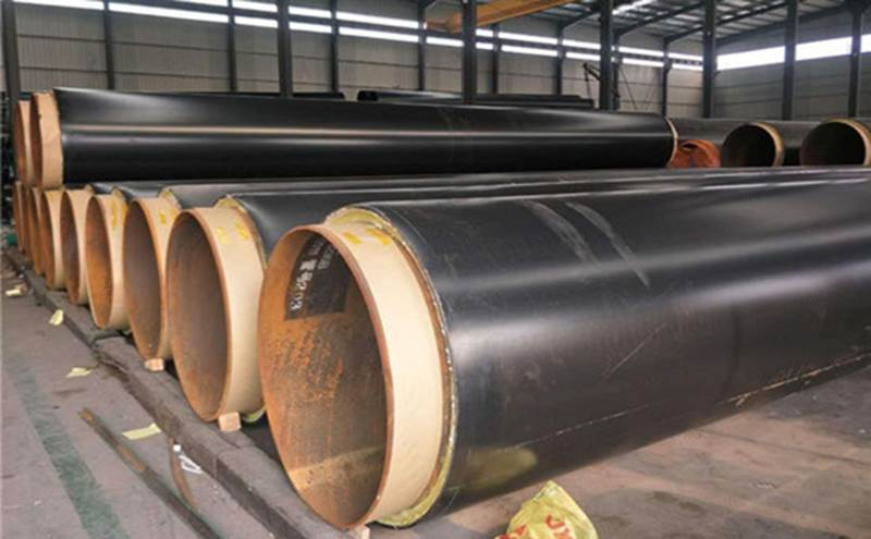 成都热力工程保温钢管供暖用
