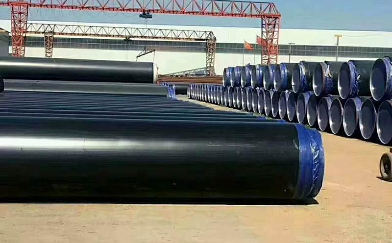 集中供暖用直埋保温钢管生产厂家
