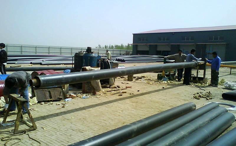 河北聚氨酯发泡保温钢管生产厂家