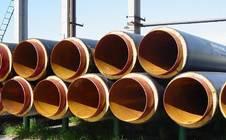 预制聚氨酯直埋保温钢管