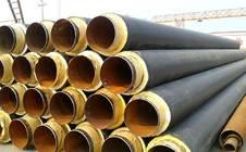 聚氨酯直埋保温螺旋钢管