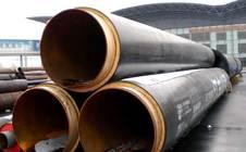 地埋聚氨酯直埋保温管生产厂家