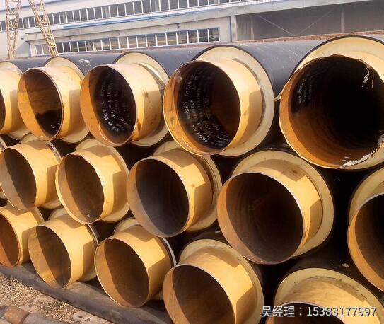 深圳输水用聚氨酯保温管厂家