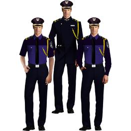 凯里201式保安服_保安服那里买