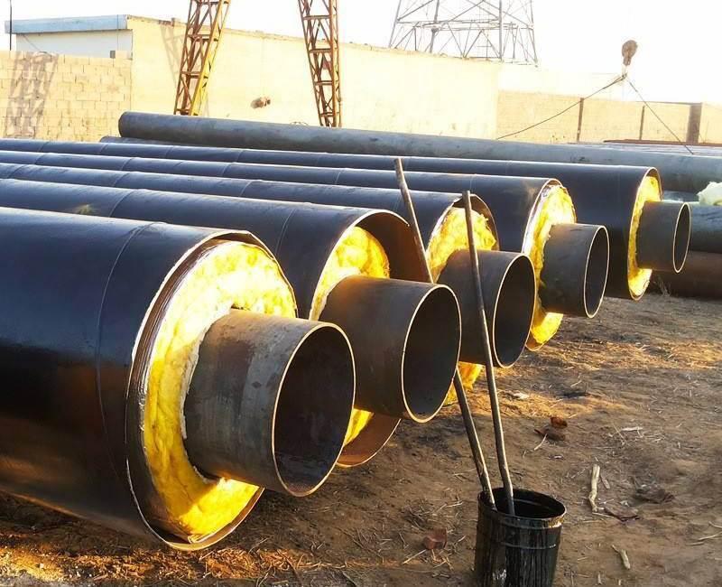 沧州钢套钢保温钢管