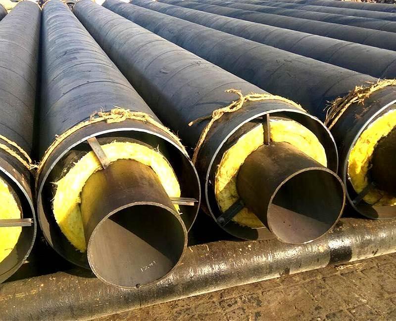 住宅小区供热发泡保温钢管加工厂家