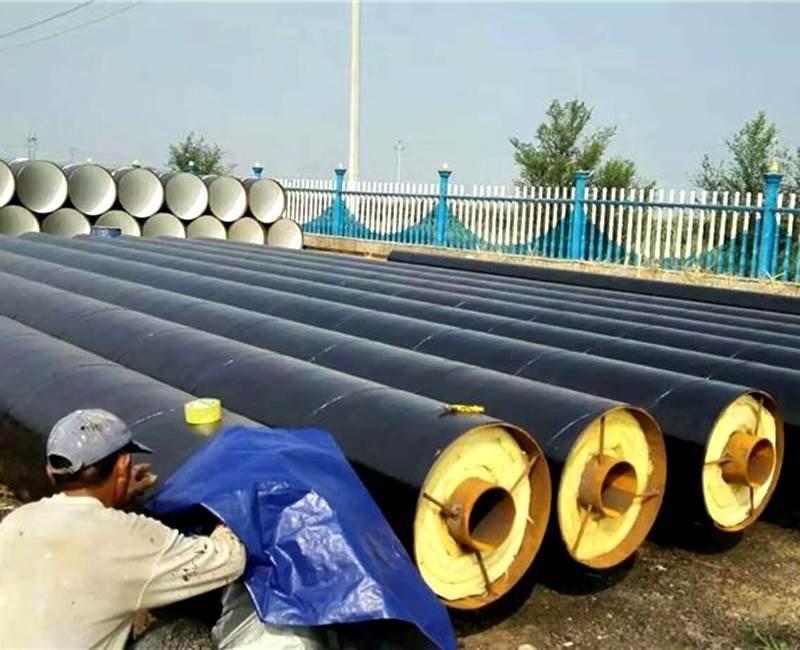 沧州钢套钢蒸汽直埋保温钢管厂家