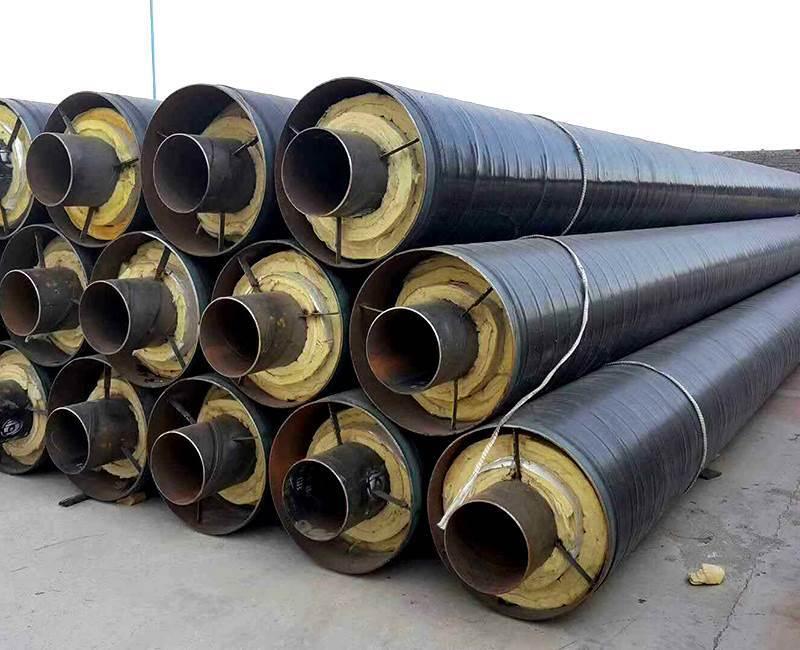 外滑动钢套钢保温钢管生产厂家